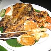 Deniz Ürünleri, Jimbaran, Bali