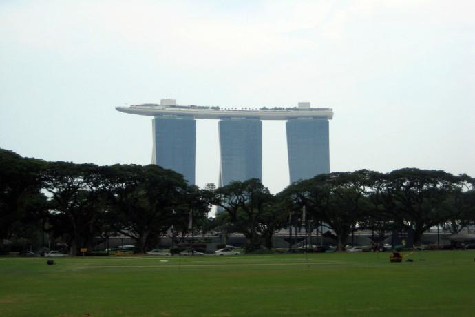 SkyPark, Singapur