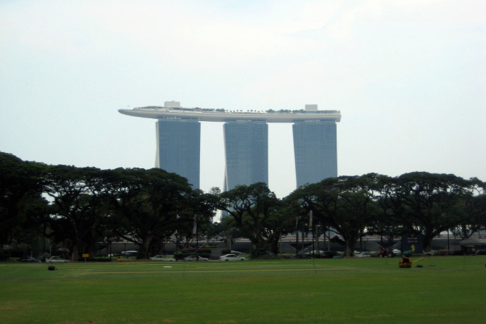 Hızlandırılmış Singapur Turu