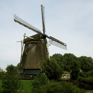 Yel Değirmeni, Amsterdam