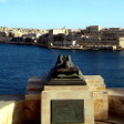 The Siege Bell Memorial, Valetta, Malta