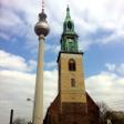 TV Kulesi, Berlin