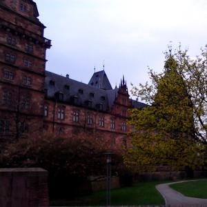 Johannisburg Şatosu, Aschaffenburg