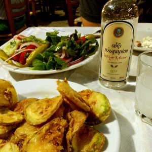 Taverna, Midilli