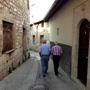 Antakya'nın Dar Sokakları