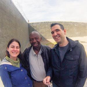 Eski Tutuklu ve Rehber, Robben Island