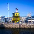 Saat Kulesi, Waterfront