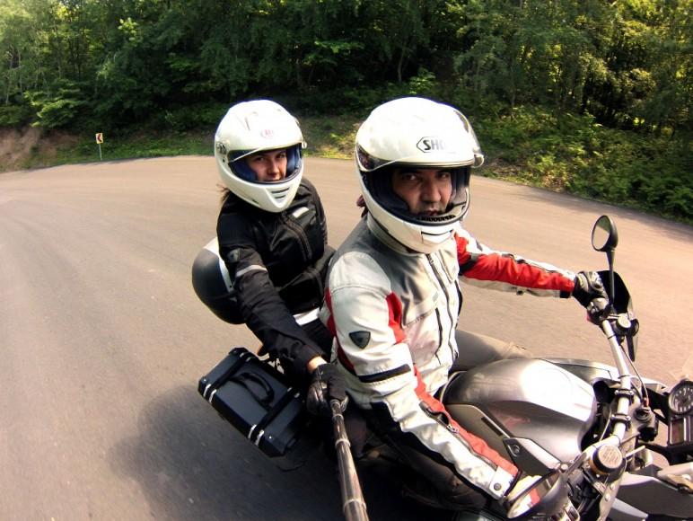 Kerpe Yolu Motosiklet