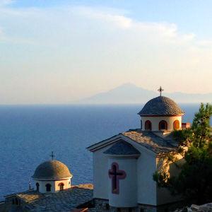 Archagelos Manastırı, Thassos