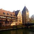 Pegnitz Irmak kenarı, Nürnberg