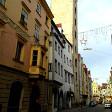 Regensburg Sokakları