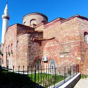 Fatih Cami, Trilye