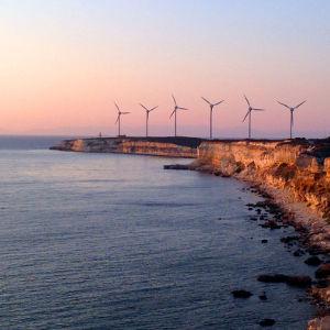 Rüzgar Türbinleri, Bozcaada