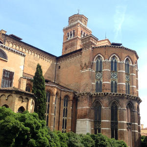 Santa Maria Gloriosa dei Frari, San Polo, Venedik