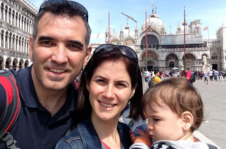 San Marco Meydanı ve San Marco Bazilikası, Venedik