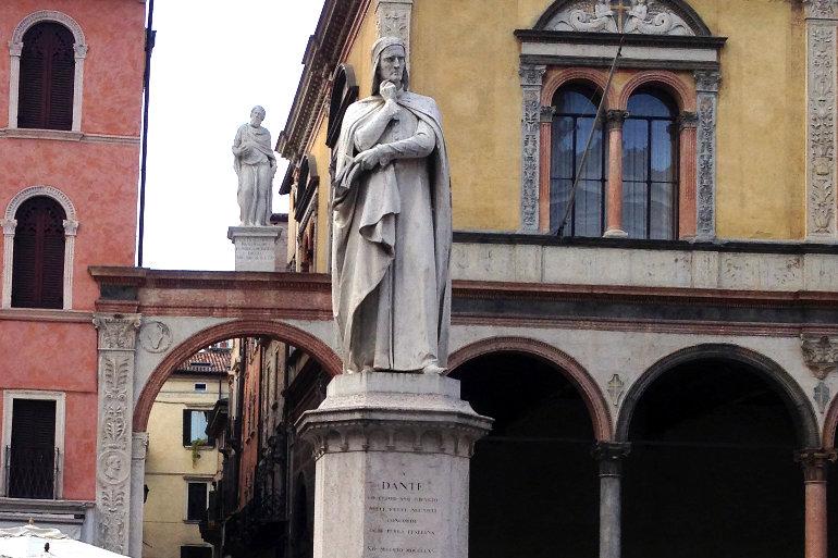 Baharda İtalya: Verona