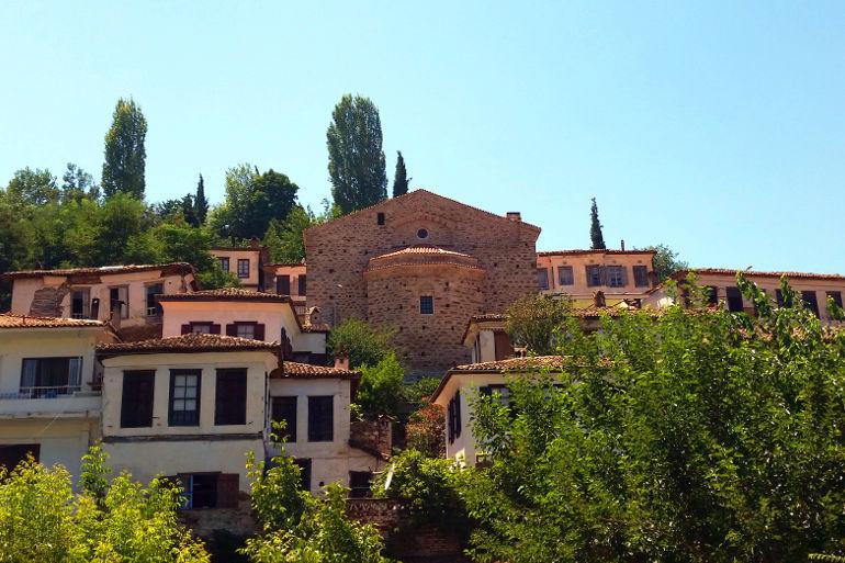 Ege'nin En Turistik Köyü: Şirince