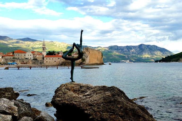 Güzel Balkanlar'ın Güzel Karadağ'ı