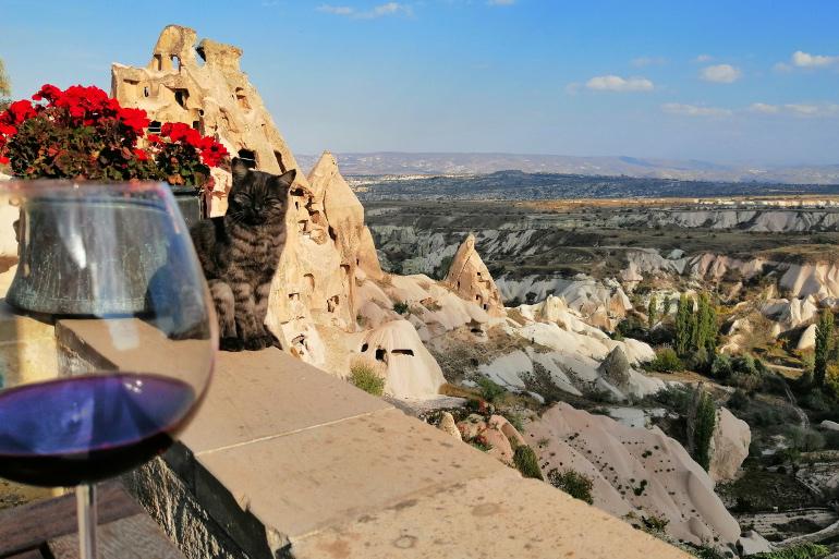 Büyülü Kapadokya