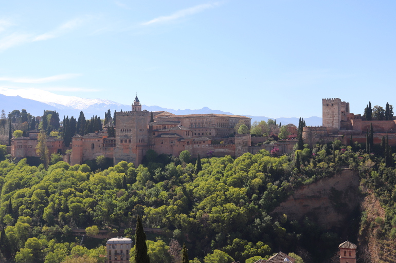 Masallardaki Saray: Alhambra